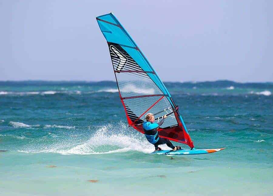 windsurf greece