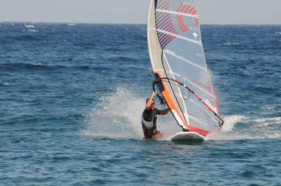 Tips for Windsurfing Beginners